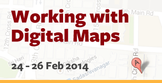 Working with Digital Maps